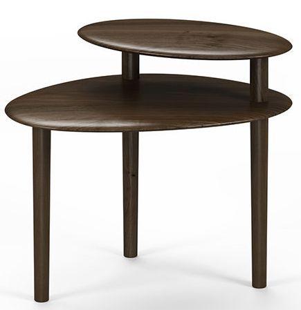 BDI Orlo™ 1956 Toasted Walnut End Table-1956 TWL