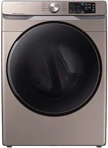 Samsung 4.5 Cu. Ft. Champagne Front Load Washer-WF45R6300AC
