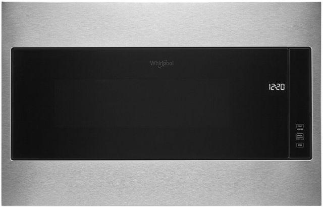 Whirlpool® 1.1 Cu. Ft. Stainless Steel Frame Built In Microwave-WMT55511KS