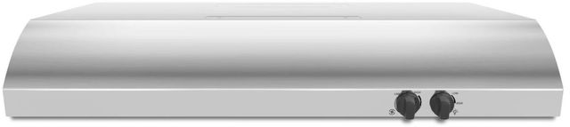 """Whirlpool® 29.94"""" Stainless Steel Under the Cabinet Range Hood with the FIT System-UXT4230ADS"""