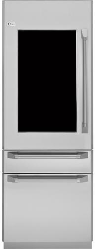 """Monogram® Refrigeration 84"""" Professional Glass Door Panel Kit-ZKGP304NLH"""