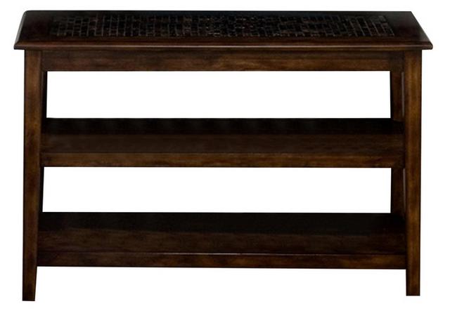 Jofran Inc. Baroque Brown Sofa Table-698-4