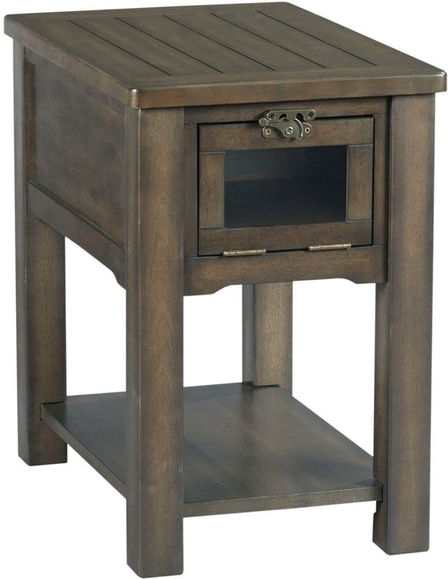 England™ Furniture Tribute Brindle Rectangular Chairside Table-H818916