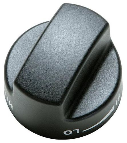 Wolf® Black Knobs-805813
