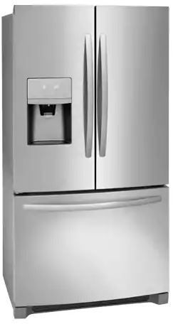 Frigidaire® 26.8 Cu. Ft. Stainless Steel French Door Refrigerator-FFHB2750TS