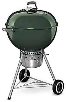 "Weber® Original Kettle™ Series 22.5"" Green Premium Charcoal Grill-14407001"