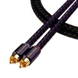 Tributaries® Series 6 Audio 4 Meter Cable Pair-6A-040
