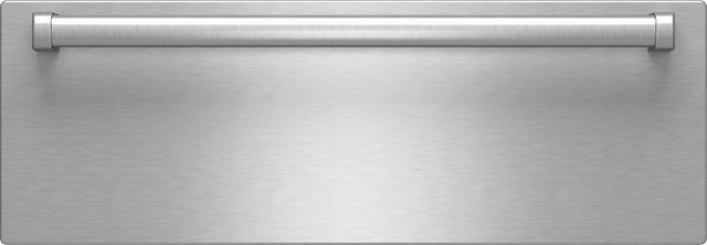 """Wolf® E Series 30"""" Stainless Steel Professional Warming Drawer Front Panel-821350"""