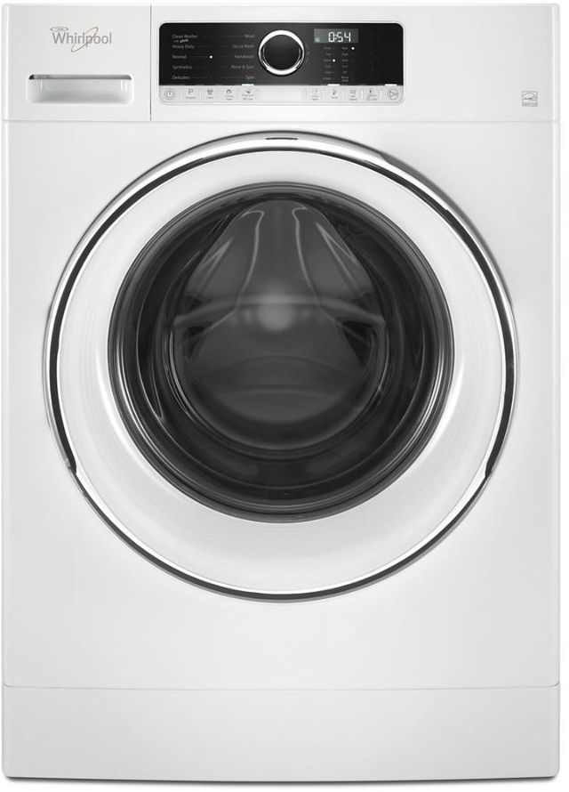 Whirlpool® 2.3 Cu. Ft. White Front Load Washer-WFW5090JW