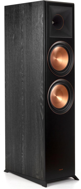 Klipsch® RP-8000F Reference Premiere Ebony RP-8000F Floorstanding Speaker-1065795