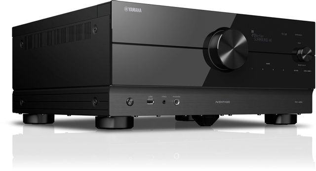 Yamaha 9.2 Channel AV Receiver-RX-A6ABL