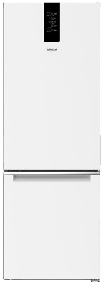 Whirlpool® 12.98 Cu. Ft. White Bottom Freezer Refrigerator-WRB533CZJW