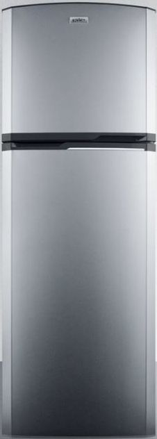 Summit® 8.8 Cu. Ft. Top Freezer Refrigerator-Stainless Steel-FF948SSIM
