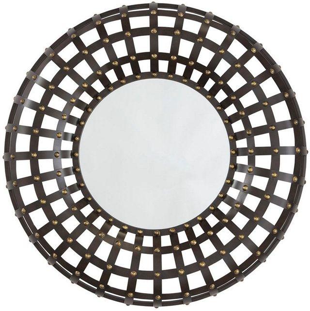 Ashley® Ogier Round Accent Mirror-A8010017