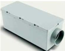 Broan® Central Vacuum System Muffler-V137