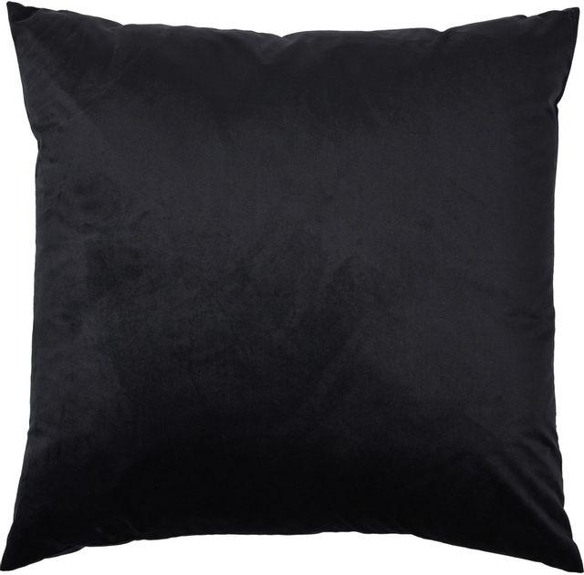 Coussin décoratif Marjorie, noir, Renwil®-PWFL1322