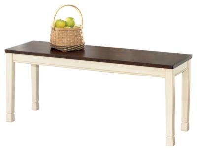 Signature Design by Ashley® Whitesburg Large Dining Room Bench-D583-00