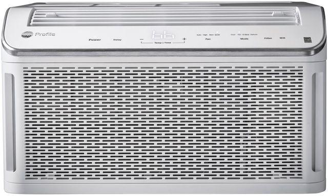 GE Profile™ 8,000 BTU's White Window Mount Air Conditioner-PHC08LY