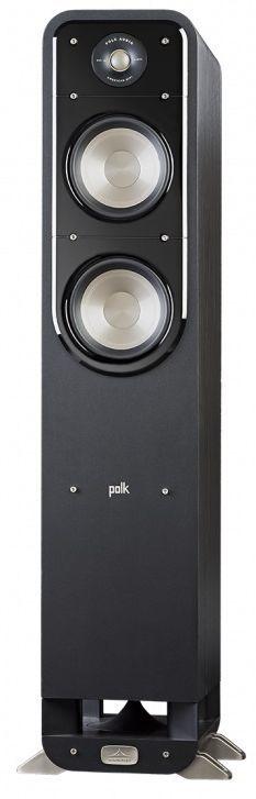 Polk Audio® Signature Series Washed Black Walnut Home Theater Tower Speaker-AM9531