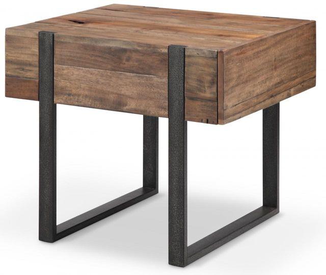Table d'extrémité rectangulaire Prescott Magnussen®-T4344-03