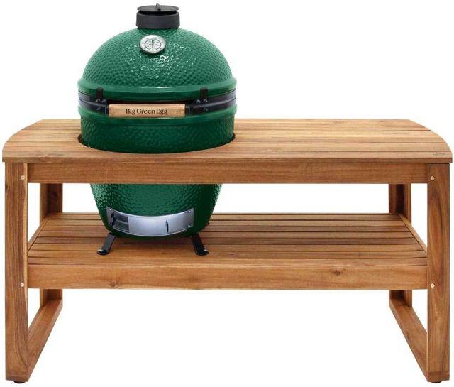 Big Green Egg® Solid Acacia Hardwood for XLarge Egg-118264