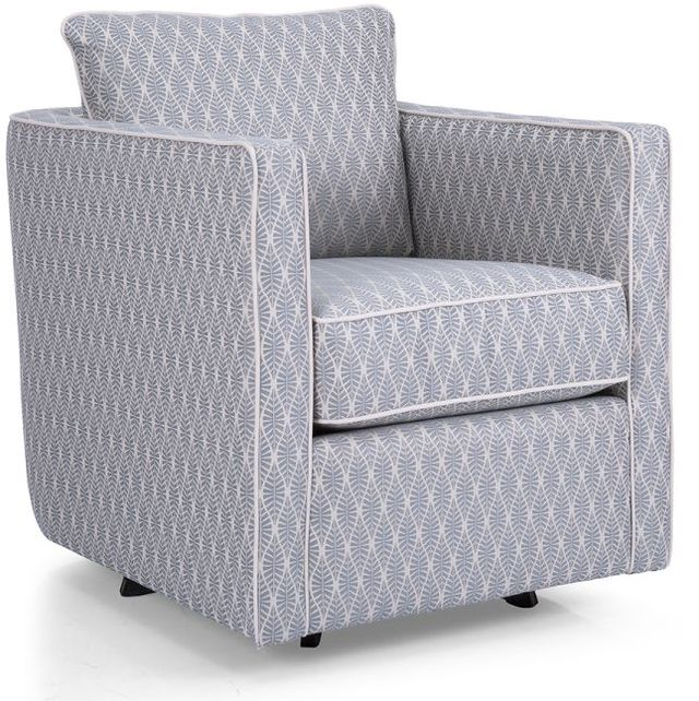 Decor-Rest® Furniture LTD 2050 Multi-Color Swivel Chair-2050-CHAIR