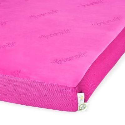 Glideaway® Sleepharmony® Jubilee Youth Pink Memory Foam Full Mattress-MAT-25YVMP-F