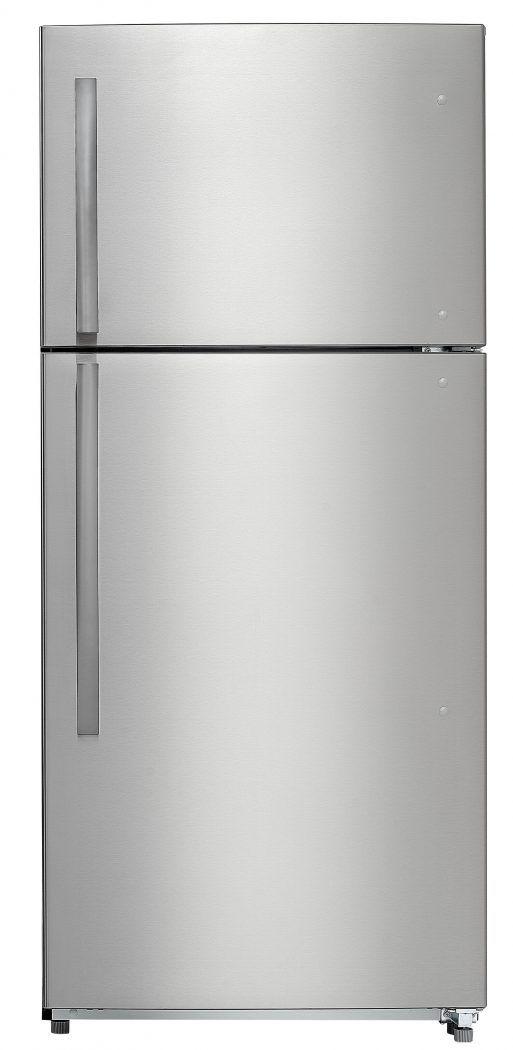 Réfrigérateur à congélateur supérieur de 30 po Danby® de 18,0 pi³ - Acier inoxydable-DFF180E2SSDB