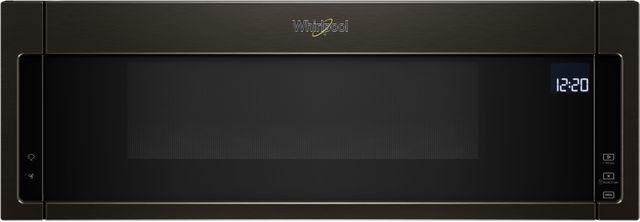 Whirlpool® Over The Range Microwave-Black Stainless-WML75011HV