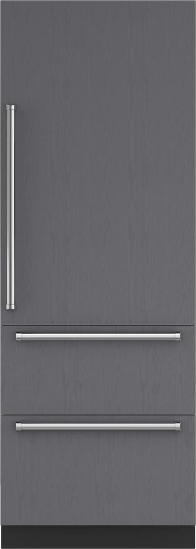 Sub-Zero® Designer 15.6 Cu. Ft. Panel Ready Bottom Freezer Refrigerator-IT-30CIID-RH