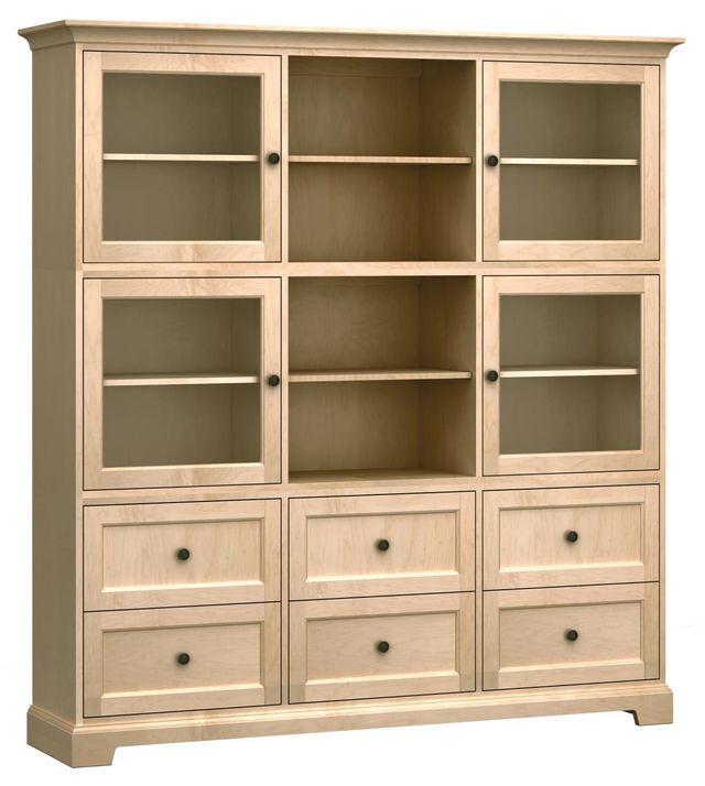 "Howard Miller Custom Home 73"" Storage Cabinet-HS73M"
