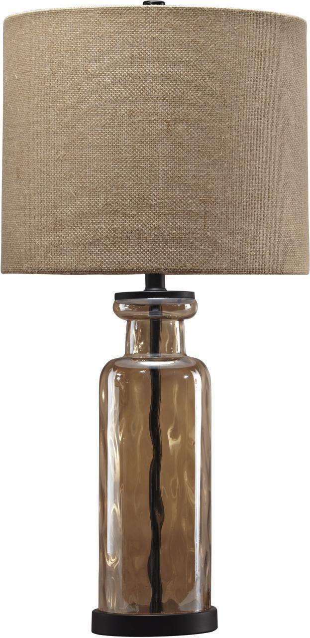 Signature Design by Ashley® Laurentia Champagne Table Lamp-L431414