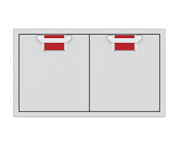 "Aspire By Hestan AEAD Series 36"" Matador Double Access Doors-AEAD36-RD"