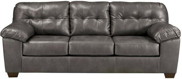 Signature Design by Ashley® Alliston Gray Queen Sofa Sleeper-2010239
