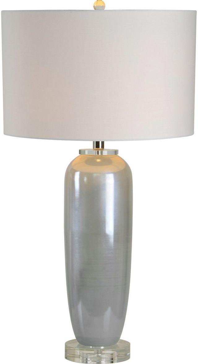 Renwil® Carlotta Light Blue Table Lamp-LPT1028