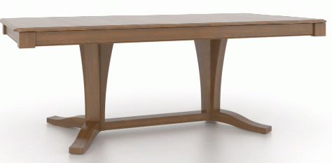 Table à manger rectangulaire Gourmet Canadel®-TRE04282-VR