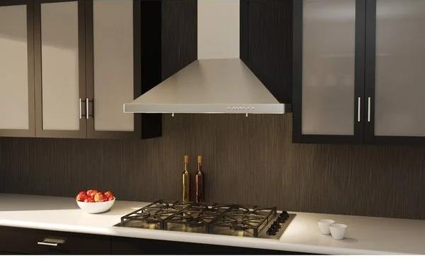 Hotte de cuisinière murale Venmar® de 30 po - Acier inoxydable-CC32I30SSL