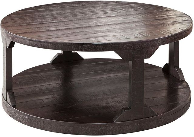 Ashley® Rogness Round Cocktail Table-T745-8