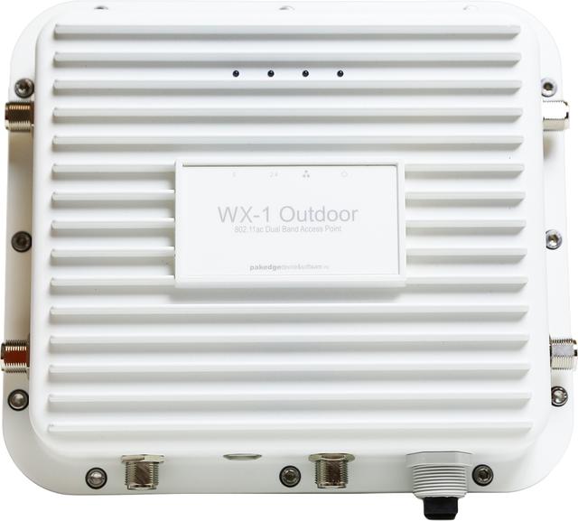 Pakedge® WX Series White Outdoor Plenum Rated 3x3 Wireless AP-WX-1-O
