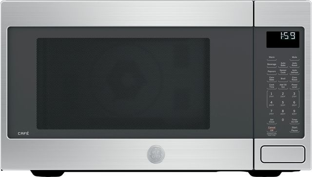 Café™ 1.5 Cu. Ft. Stainless Steel Countertop Convection/Microwave Oven-CEB1599SJSS