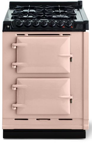 "AGA 24"" Blush Integrated Dual Fuel Range-TCDCNGM-BSH"