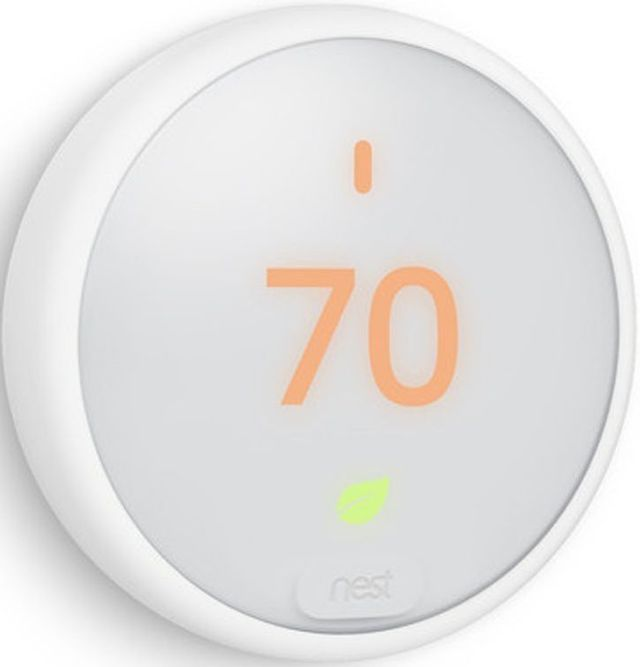 Nest White Thermostat E-T4000ES