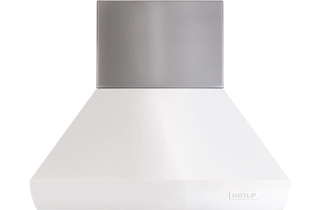 """Wolf® 6"""" Stainless Steel Pro Chimney Hood Duct Cover-811020"""
