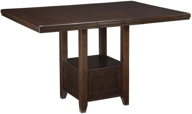 Signature Design by Ashley® Haddigan Counter Height Dining Room Table-D596-42