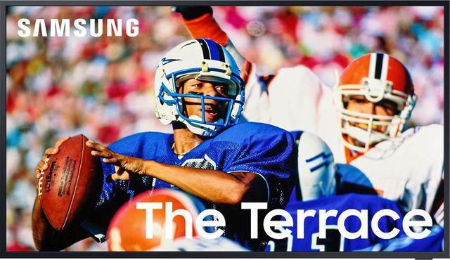 "Samsung The Terrace 75"" QLED 4K Outdoor Smart TV-QN75LST9TAFXZA"
