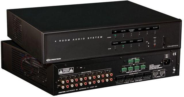Crestron® 4 Room Audio System-C2N-AMP-4X100