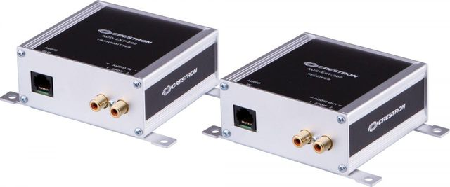 Crestron® Audio over CAT5 Extender-AUD-EXT-202
