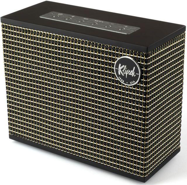 Klipsch® Heritage Groove Matte Black Wireless Speaker-1067915