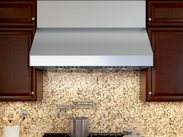 """Zephyr Pro Collection Tempest II 30"""" Pro Style Wall Ventilation-Stainless Steel-AK7500BS"""