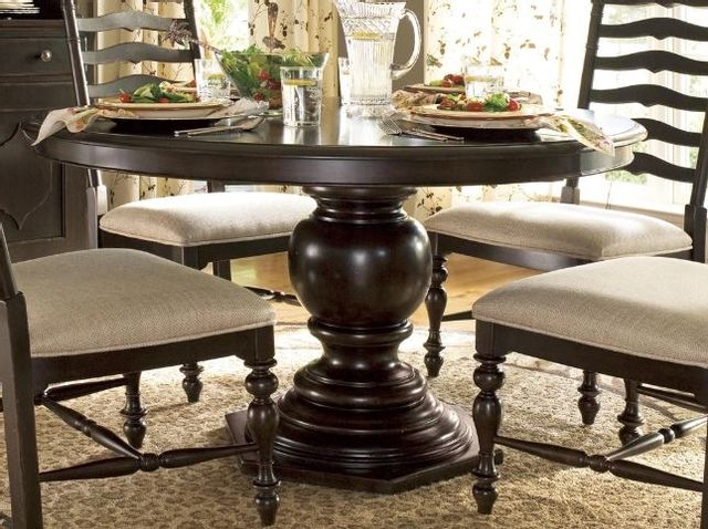 Paula Deen by Universal Furniture Home Round Pedestal Table-932655